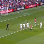Manchester United kalah 1-2 dari Crystal Palace